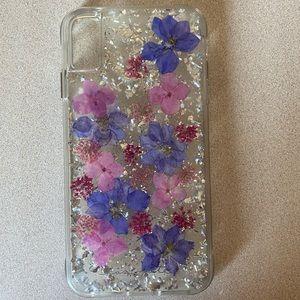 Casemate iPhone XS Max flower case